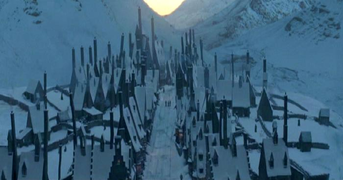Hogsmeade High St