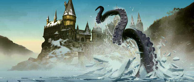 File:The Giant Squid at the Hogwarts Lake (Concept Artwork for the HP4 film).jpg