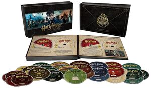 Happy Potter Hogwarts Collection