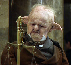 Harry Potter films Goblin 05