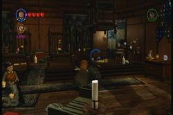 Ravenclaw Boy's Dormitory
