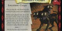 Forbidden Corridor (Trading Card)