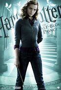HBP Main Character Banner Hermione Granger