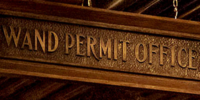 Wand Permit Office