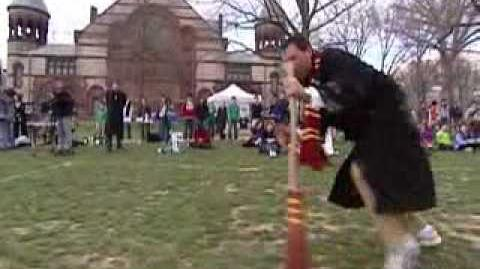 Quidditch For Muggles (CBS News)