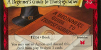 A Beginner's Guide to Transfiguration (Trading Card)