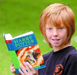 Taylor Triphook (Youngster in the Orphanage in HP6)