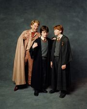 Lockhart, Harry, Ron