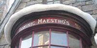 Dominic Maestro