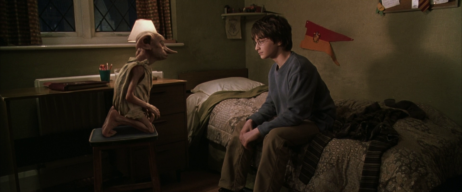 Image result for dobby con harry