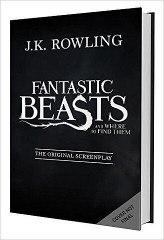 File:Fantastic Beasts and Where to Find Them Original Screenplay- cover.jpg