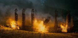 Hogwarts' quidditch pitch-DH2