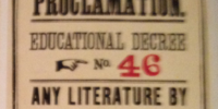 Educational Decree Number Forty-Six