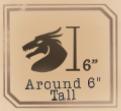 Beast identifier - Around 6in Tall