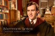 Matthew Lewis (Neville Longbottom) HP6 screenshot 2