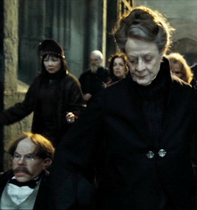 File:McGonagall and Flitwick prepare for the Battle of Hogwarts.PNG