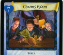 Charms Exam (Trading Card)