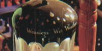 Weasley's Wet Weather