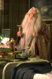 Dumbledore Harris