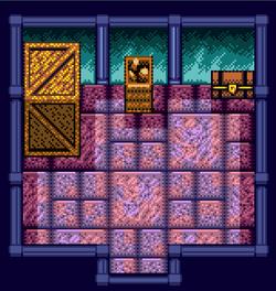 Quirrell's Vault