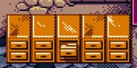 Caretaker's filing cabinet