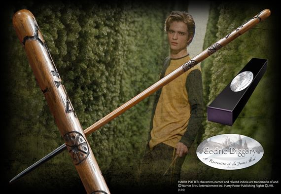 Baguette de cedric diggory wiki harry potter fandom - Harry potter et la coupe de feu cedric diggory ...
