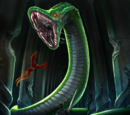 Serpent of Slytherin
