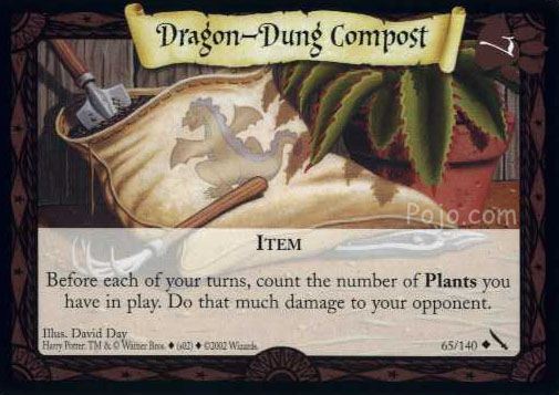 File:Dragon-Dung Compost (Harry Potter Trading Card).jpg