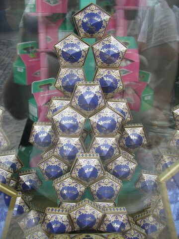 File:Chocolate frog display.jpg