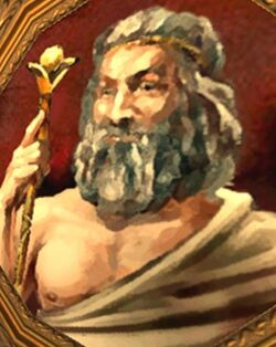 Mopsus Portrait