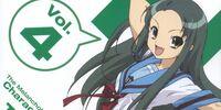 The Melancholy of Haruhi Suzumiya Character Song Vol. 4 Tsuruya-san