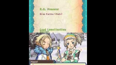 Rune Factory 3 A Fantasy Harvest Moon US Wedding Whit Shara