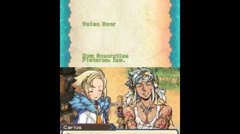 Rune Factory 3 A Fantasy Harvest Moon Wedding Memories whit Shara