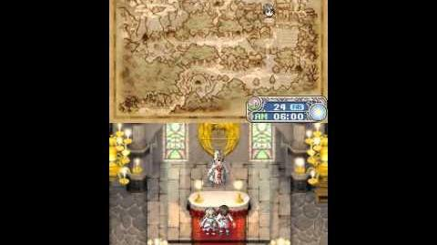 Rune Factory A Fantasy Harvest Moon Propose and Wedding to Mist