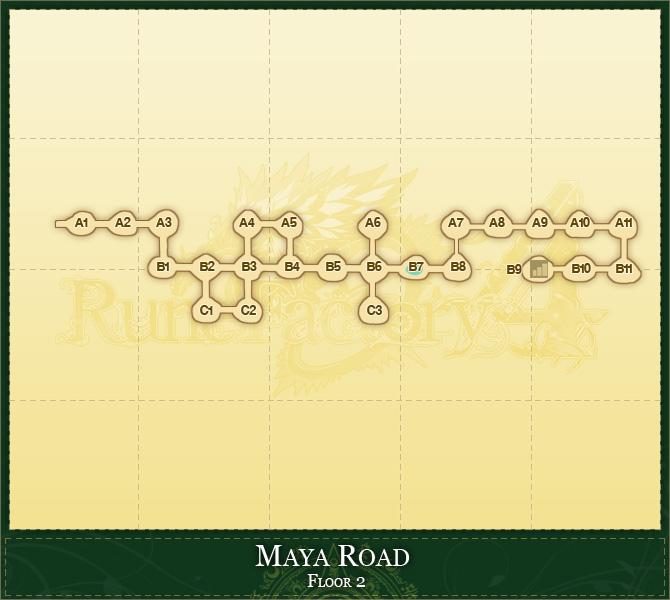 Maya road floor 2