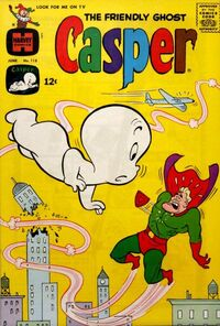 Friendly Ghost Casper, The -11188376 f