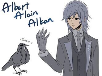 Albert Alain Alkan