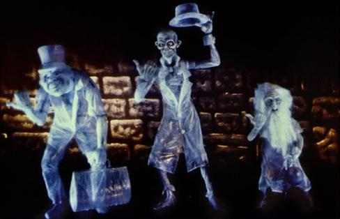 Hitchhiking ghosts haunted mansion wiki fandom powered for Mf doom tattoo