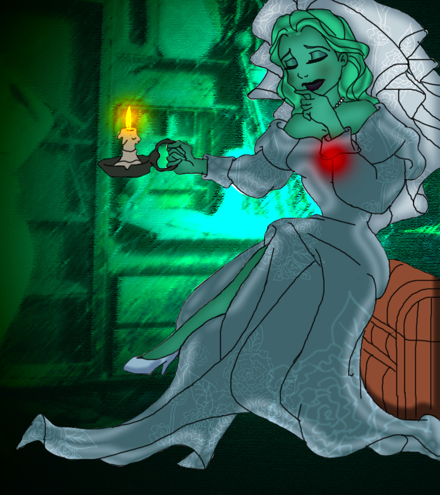 Emily De Claire Haunted Mansion Wiki Fandom Powered By