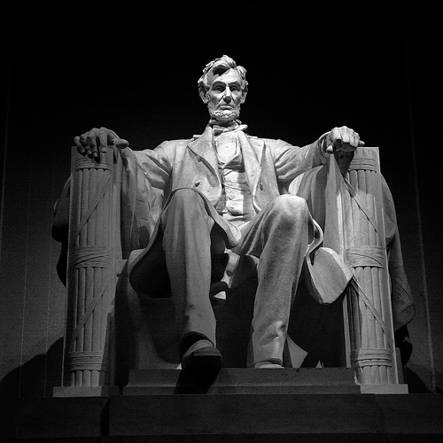 General Thade Lincoln Memorial