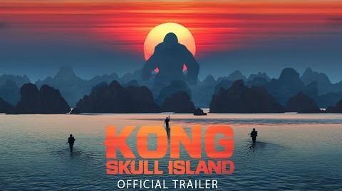 BRAND NEW EXCLUSIVE - Kong Skull Island Trailer