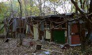 Jason Voorhees' shack