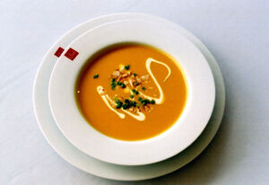 Thai soup coco h2o