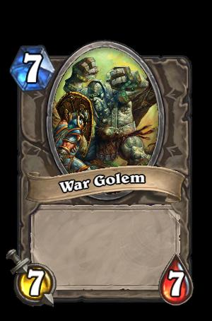 WarGolem