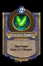 PoisonedDaggers
