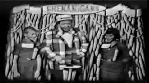Shenanigans w Stubby Kaye 1965 Part 1