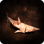Heavy Rain shark trophy