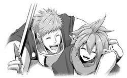 Azu and Uria