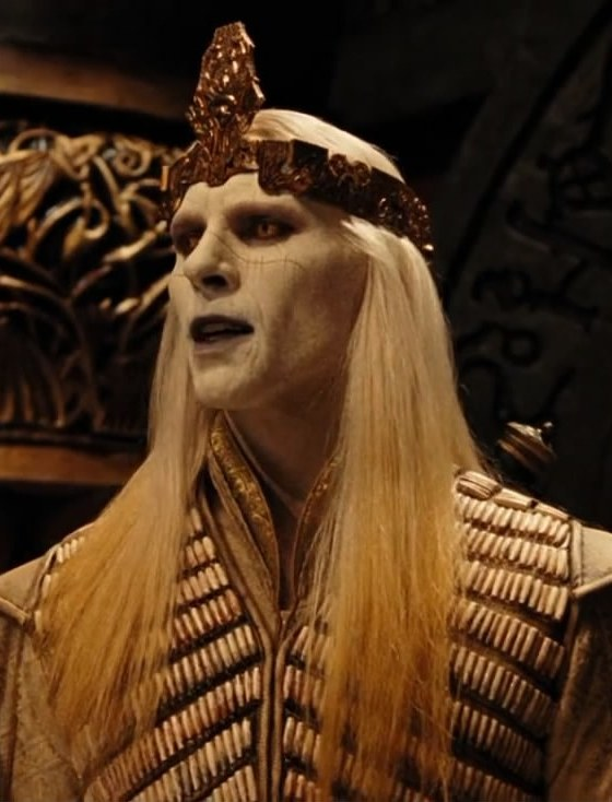 Nuada | Hellboy Wiki | FANDOM powered by Wikia Hellboy 2 Prince Nuada