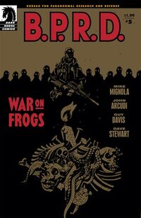 Revival War on Frogs 5